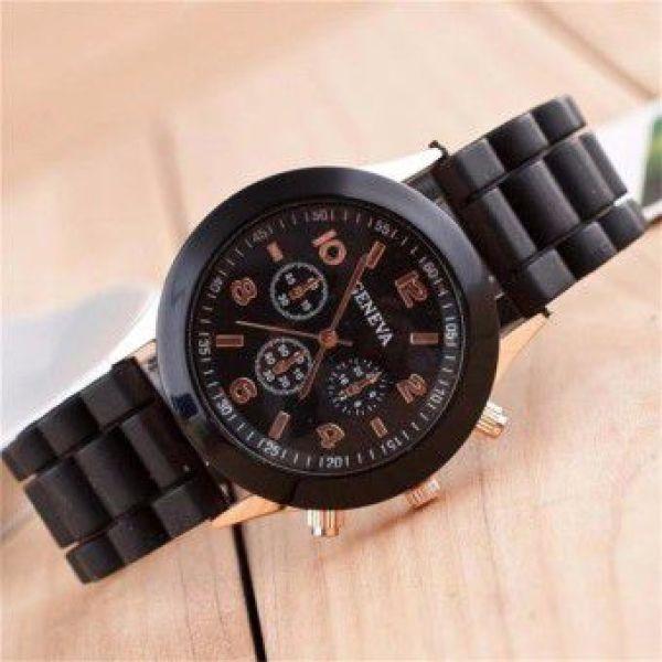Đồng hồ GENEVA dây cao su - Nam Nữ MH574