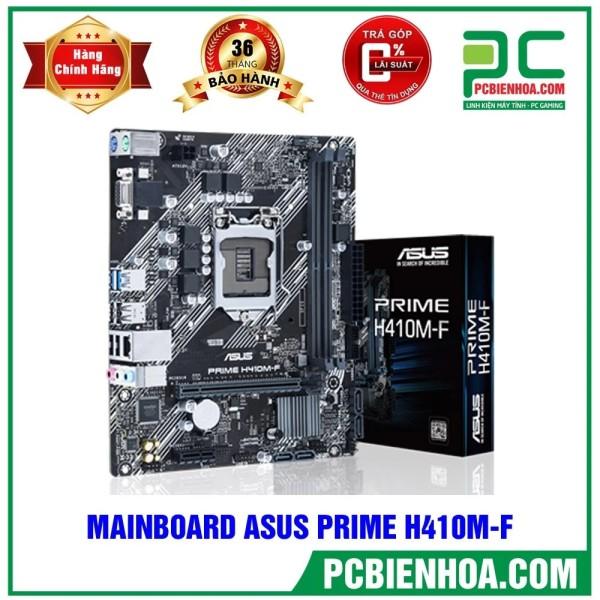 Bảng giá MAINBOARD ASUS PRIME H410M-F  ( LGA1200 / M-ATX / 2xDDR4 ) Phong Vũ