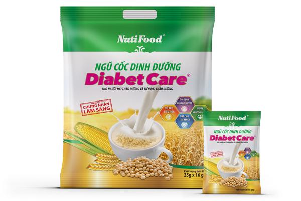 Ngũ cốc cho Người Tiểu Đường Diabet Care Nutifood