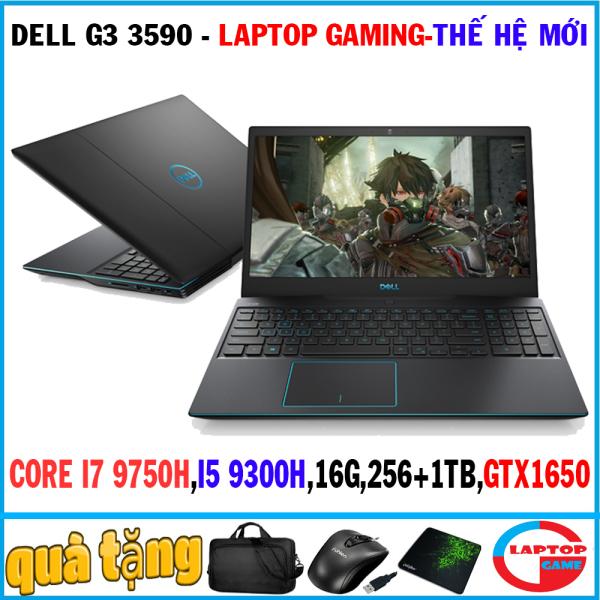 Bảng giá Dell G3 15 3590 - laptop gaming core i7 9750h core i5 9300h ram 16g ssd 128+1tb vga gtx 1650 4g màn 15.6 fhd ips Phong Vũ