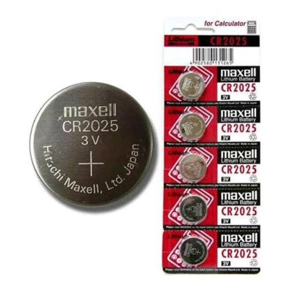 Pin máy đo đường huyết Maxell CR2032 (1 viên)