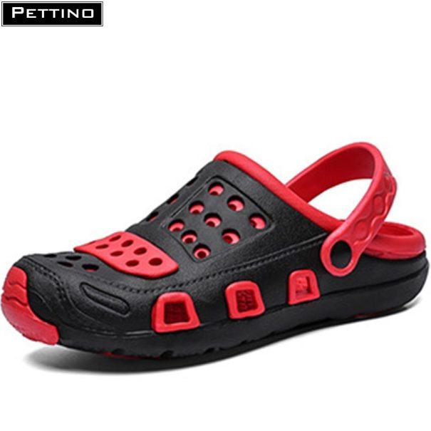 Dép sục nhựa nam nữ thời trang dép đi mưa PETTINO - TT01 giá rẻ
