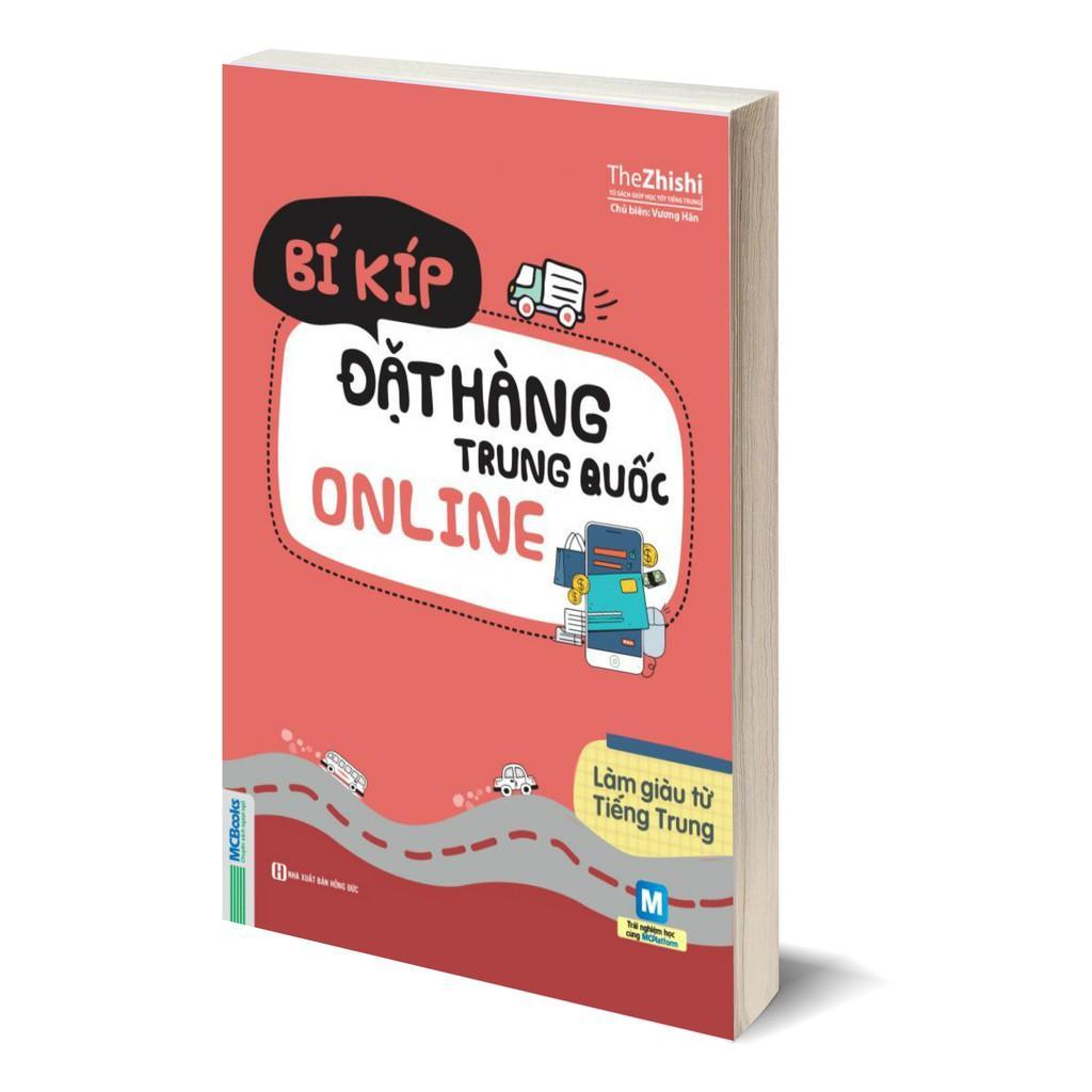 Mua Sách - Bí kíp đặt hàng Trung Quốc online