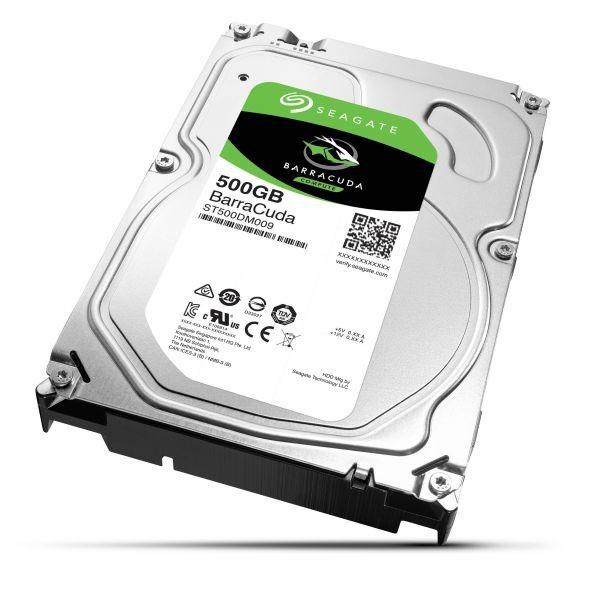 Bảng giá [HCM][Mã 77ELSALE hoàn 7% đơn 300K] Ổ CỨNG HDD SEAGATE BARRACUDA 500GB SATA 3 Phong Vũ