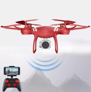 [ SIÊU HOT ] Máy Bay Flycam KY101 Siêu Rẻ, Camera 2.0Mpa HD 720P, Có Chế Độ Tự Về Bằng 1 Nút Bấm Trên Tay Điều Khiển. Máy Bay Chụp Ảnh, Kết Nối Wifi Với Điện Thoại, Điều Khiển Từ Xa,Lưu Trữ Video Cùng Hình Ảnh Vào Điện Thoại thumbnail