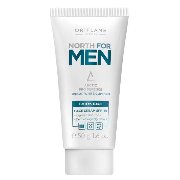 KEM DƯỠNG DA - NORTH FOR MEN FAIRNESS FACE CREAM - 35448