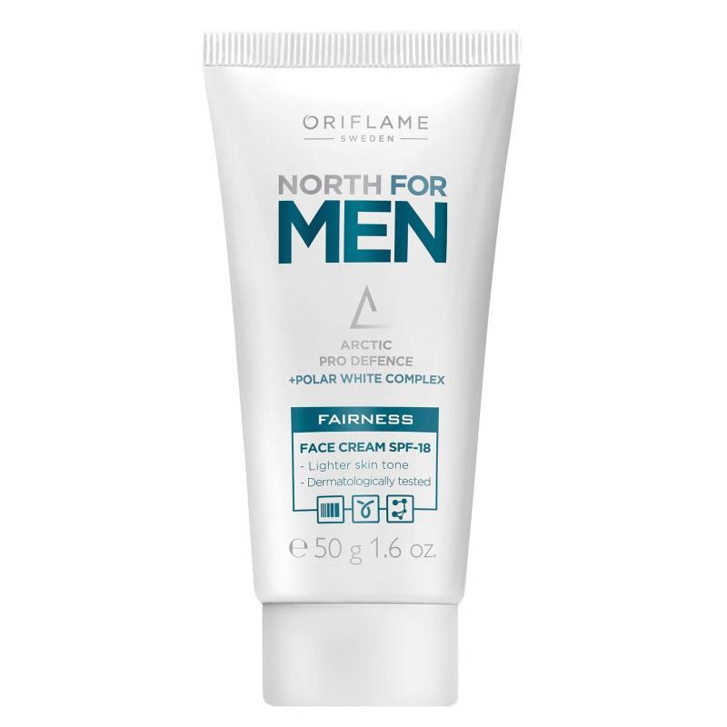 KEM DƯỠNG DA - NORTH FOR MEN FAIRNESS FACE CREAM - 35448