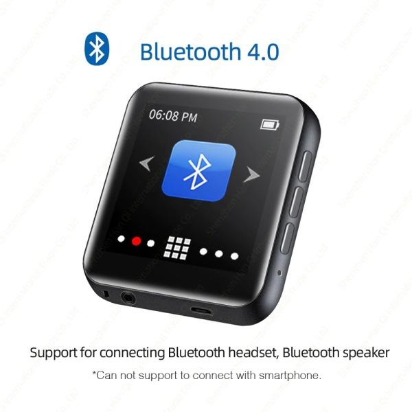 Máy nghe nhạc MP3/Lossless RUIZU M4 full cảm ứng Bluetooth [4GB, 8GB]