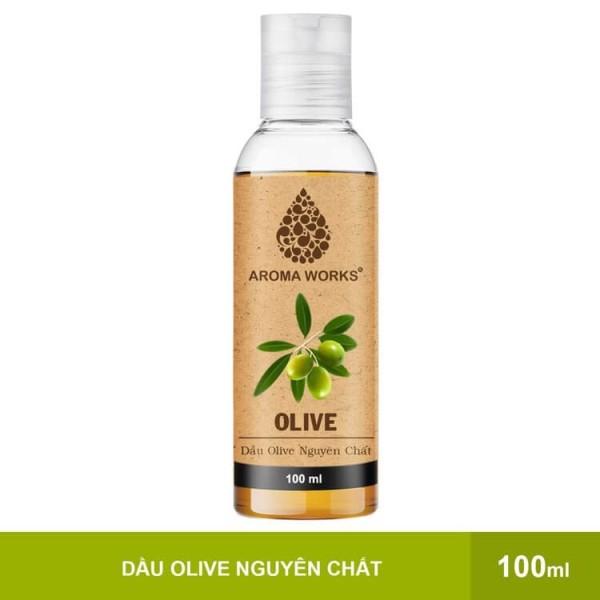 Dầu Ô liu Nguyên Chất Aroma Works Olive Oil 100ml nhập khẩu