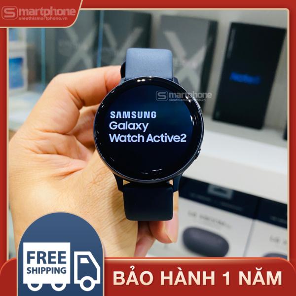 Đồng hồ thông minh Galaxy Watch Active 2 màu đen bản 44mm - Bảo hành chính hãng toàn quốc mới 100%