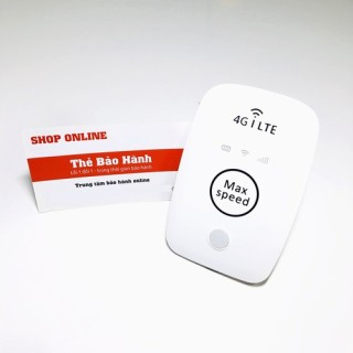 Cục phát wifi di động 4G ZTE MF901 - Pin trâu- sóng cực mạnh tốc độ 150 Mbps - Bảo hành 1 đổi 1 từ MƯỜNG THANH ROYAL thumbnail