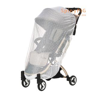 Màn che xe đẩy chống muỗi và côn trùng cho bé chất liệu sợi Polyester dai bền và an toàn cho bé thumbnail