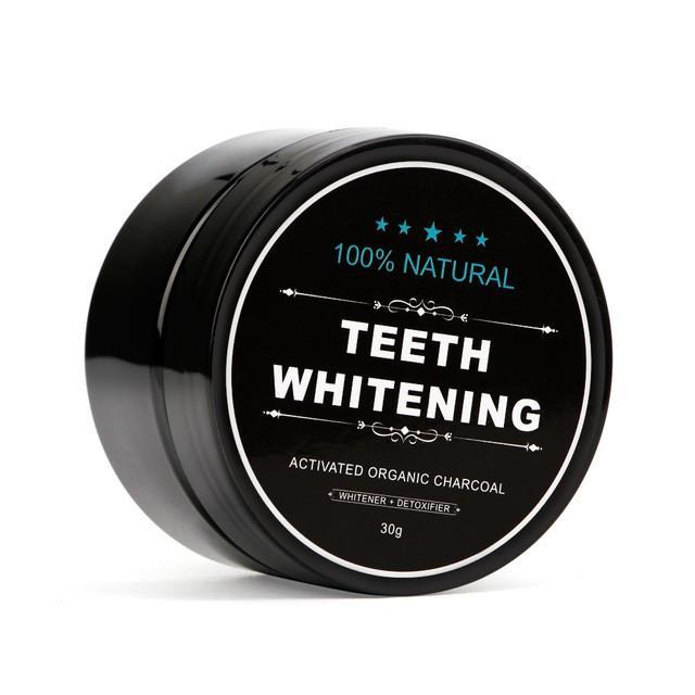 Bột than tre hoạt tính làm trắng răng Nhật Bản