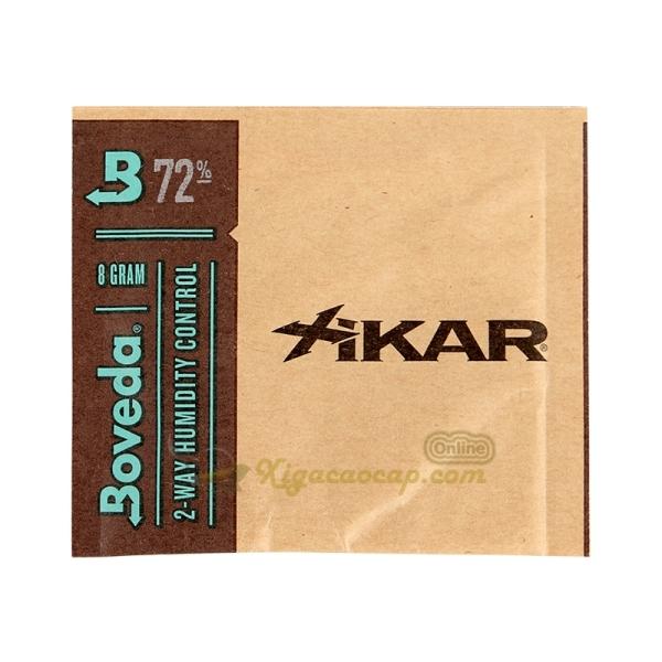 Boveda Xikar 72% gói cân bằng độ ẩm - 8g x3 gói