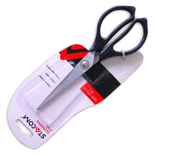 Mua Kéo cắt giấy 165mm STACOM - F101