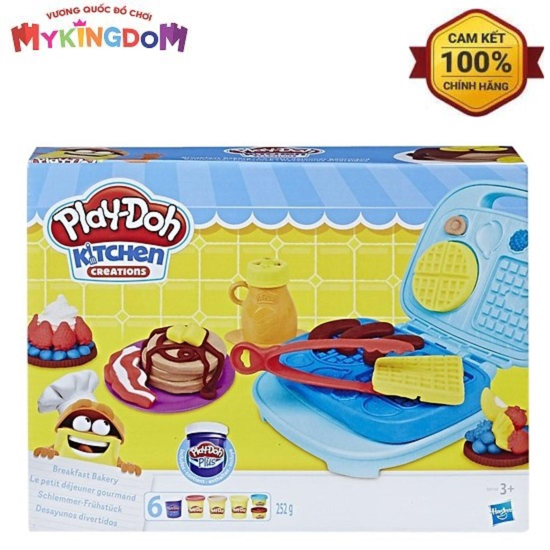 Máy Nướng Bánh Kẹp PLAYDOH B9739 Cùng Giá Khuyến Mãi Hot