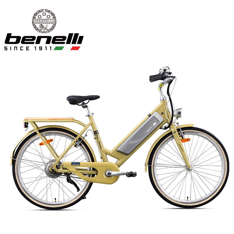 Mua Xe đạp điện E-Bike Benelli Classic công nghệ Lithium