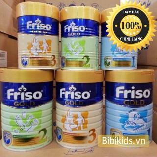 Sữa Friso Nga đủ số 1 400g Date mới, Chất lượng đảm bảo dành cho bé từ 0-6 tháng thumbnail