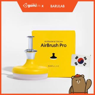 [HCM]Sillicone Rửa Mặt Đa Năng BARULAB Antibacterial silicone Airbrush Pro Gomi Mall thumbnail