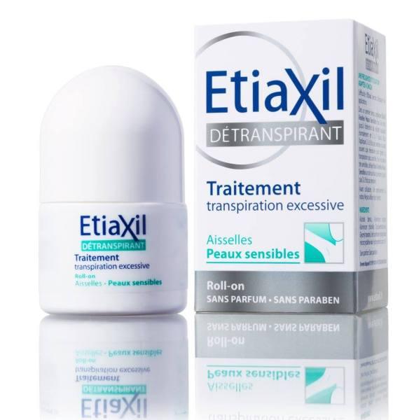 Lăn Khử Mùi Etiaxil Ngăn Ngừa Hôi Nách, giảm tiết mồ hôi 15ml
