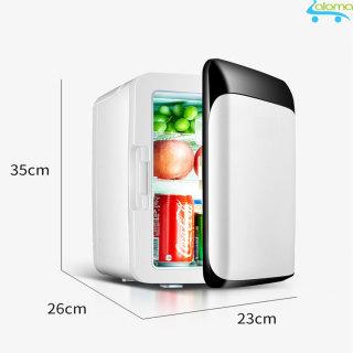 Tủ lạnh mini 2 chế độ nóng 60 độ lạnh 2 độ 10 lít MarryCar MR-TL10L dùng nguồn điện 220v và 12v thumbnail