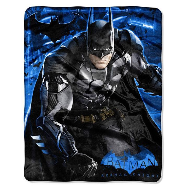 Chăn Batman Knight Progress 102cm x 127cm Nhật Bản