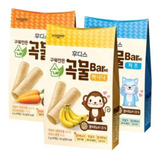 [Freeship+Combo mua 2 giảm 5% +Voucher]Bánh ống ngũ cốc ăn dặm cho bé Ildong - phô mai, cam kết hàng đúng mô tả, chất lượng đảm bảo an toàn đến sức khỏe người sử dụng thumbnail