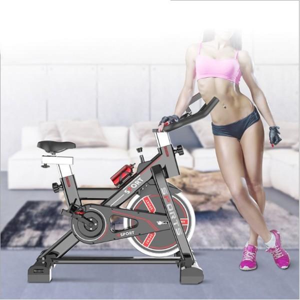 Mua Xe đạp thể dục Sport, xe đạp thể hình mẫu mới  kiểu dáng thể thao nhỏ gọn