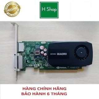 Card màn hình Nvidia Quadro K600 1Gb - 128bit GDDR3 CUDA Cores 192 chính hãng bảo hành 6 tháng thumbnail