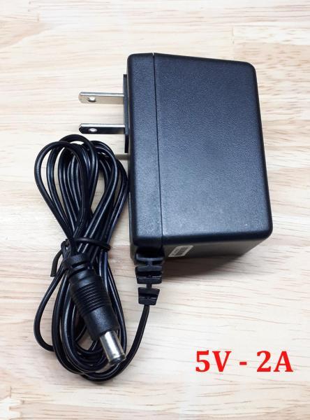 Nguồn 5V - 2A Loại Tốt - Jack Lớn 5.5 x 2.1mm cho TVbox