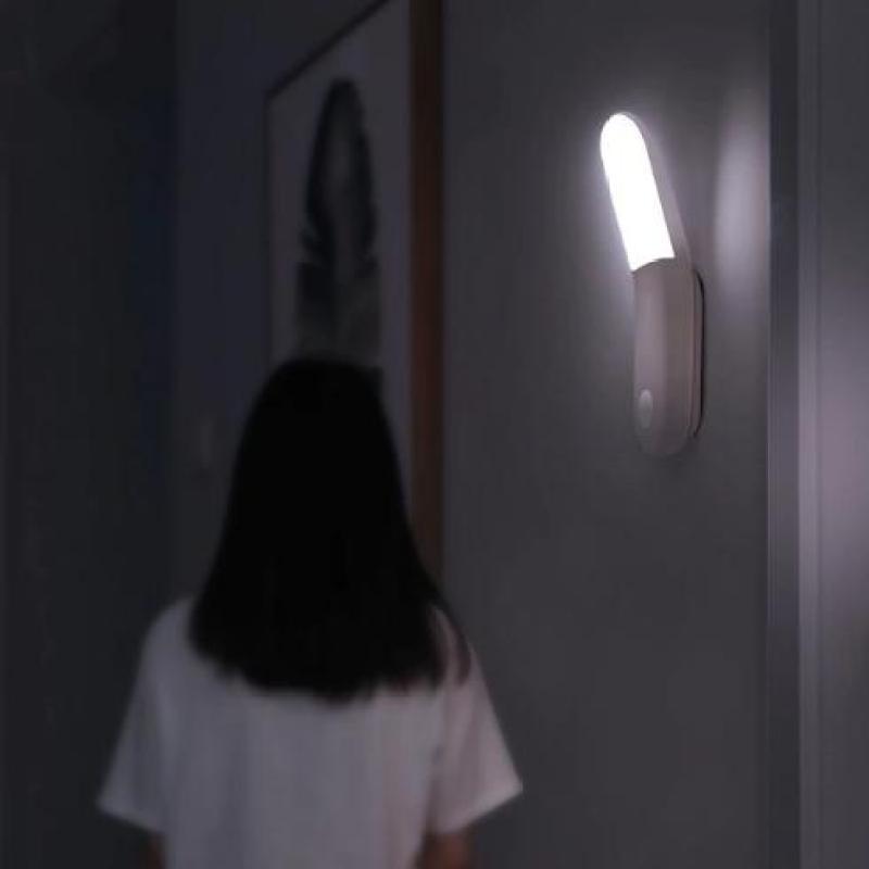 Đèn ngủ LED PIR cảm biến chuyển động thông minh - đèn trang trí cho văn phòng, nhà riêng - Thương Hiệu Baseus - Phân phối bởi Baseus Vietnam
