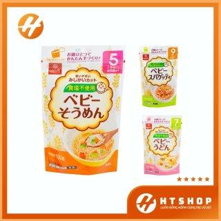 Mỳ Ăn Dặm Somen Tách Muối Hakubaku Nhật Bản Cho Bé Từ 5 Tháng Tuổi thumbnail
