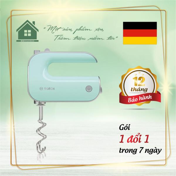 Máy Đánh Trứng Cầm Tay Bosch MFQ40302 giúp bạn trộn bột, đánh trứng một cách nhanh chóng dễ dàng hơn - Minhhouseware hàng nhập khẩu 100% từ Đức