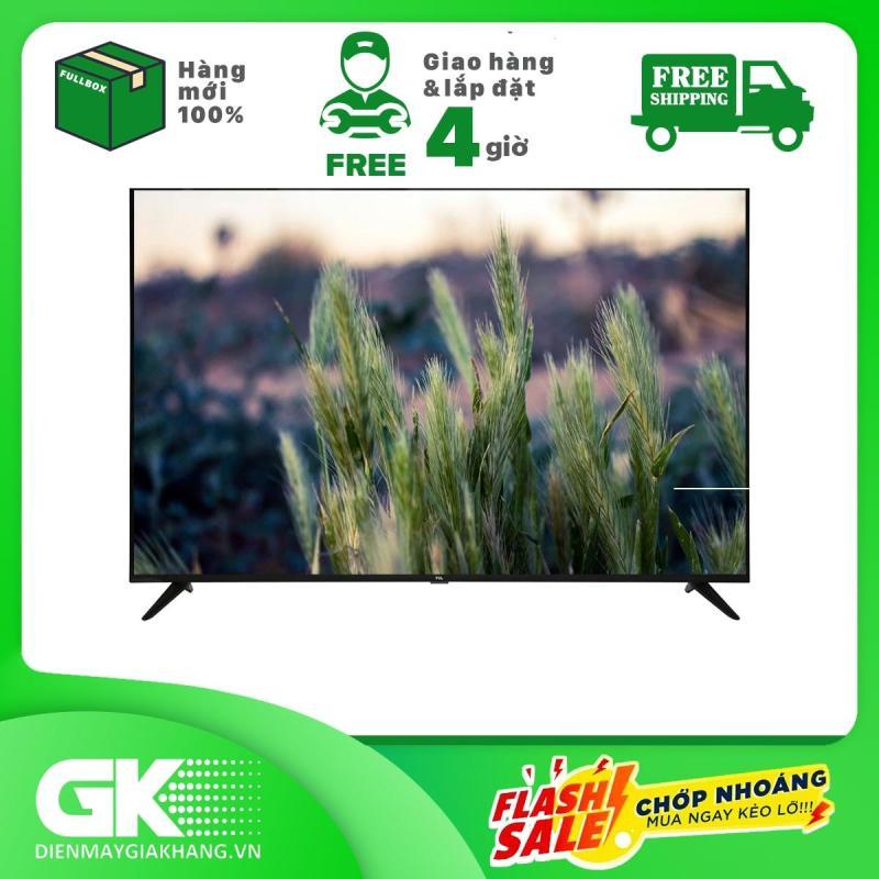 Bảng giá Smart Tivi TCL 4K 55 inch L55P65-UF - Bảo hành 3 năm, giao hàng & lắp đặt trong 4 giờ