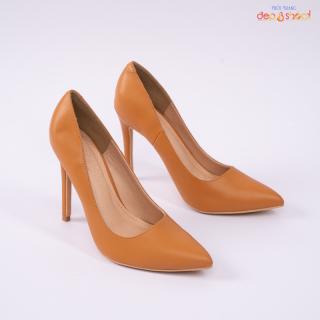 [HCM]Giày cao gót 11p Phom rông nên giam 1 size thumbnail