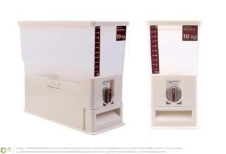 Thùng đựng gạo thông minh Tashuan TS3626B 10kg - - đồ dùng bếp - nội thất nhà bếp đồ gia dụng đồ gia dụng nhà bếp nhỏ khác - đồ gia dụng nhà bếp - Dụng Cụ Nhà Bếp - vật dụng nhà bếp đa năng thumbnail