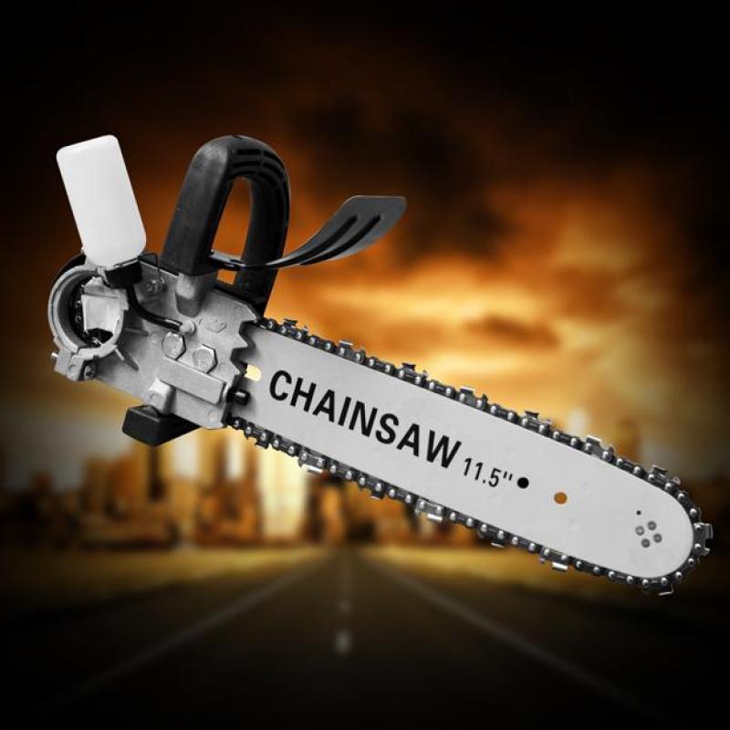 Bộ lam xích gắn máy mài góc Chainsaw stand JSB115