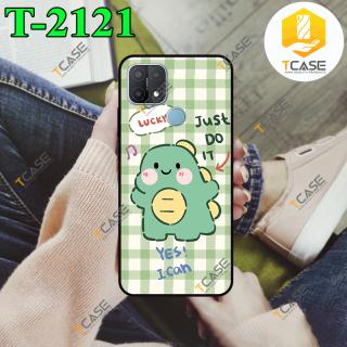 [HCM]Ốp lưng Oppo A15 A15s in hình Khủng Long Xanh Cute Phần B thumbnail