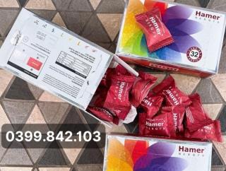 32 viên kẹo sâm Hamer Candy TẶNG 4 Viên [chuẩn auth date 2024] Tăng Cường Sinh Lí Nam Giới - Chính Hãng Từ Mỹ thumbnail