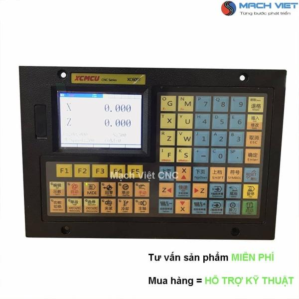 [Trả góp 0%]Bộ điều khiển máy Tiện CNC công nghiệp XC609T