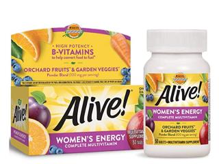 Vitamin tổng hợp nữ giới Nature s Way Alive Women s Energy 50 viên thumbnail