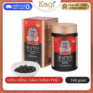 [CHÍNH HÃNG]Viên tinh chất hồng sâm Extract Pill 168g KGC Hàn Quốc, Kogi Ginseng- Phục hồi sức khoẻ, tăng cường đề kháng, giảm mệt mỏi, giúp tăng khả năng tập trung nâng cao hiệu quả công việc thumbnail