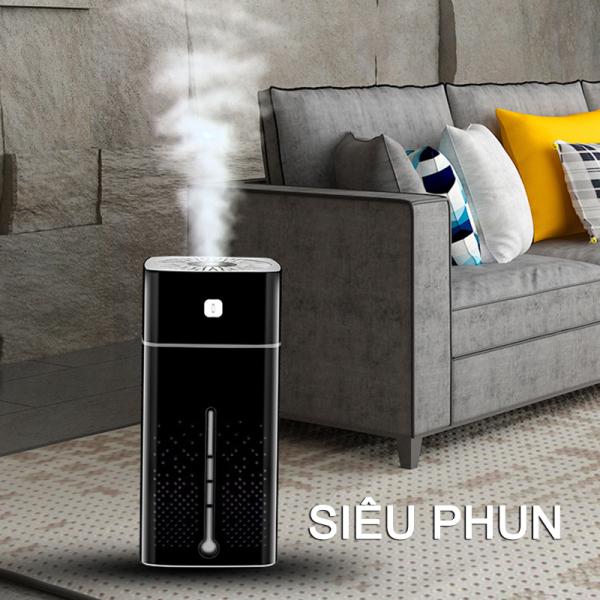 【like】máy tạo ẩm usb, máy phun sương công suất lớn, máy khuếch tán hương thơm nhỏ để bàn mini