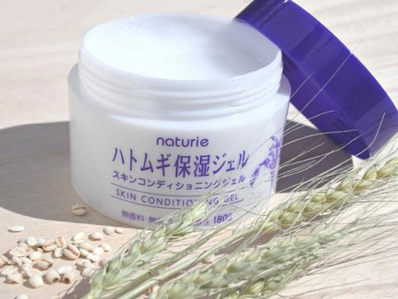Kem Dưỡng Da Mầm Gạo Nhật Bản Naturie Skin Conditioning Gel 180g cao cấp