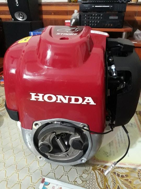 máy cắt cỏ chạy xăng honda gx35