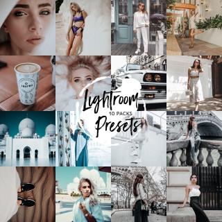 10 gói Preset Lightroom cho điện thoại - 61 Presets Lightroom Mobile Lightroom Presets - LR9 thumbnail