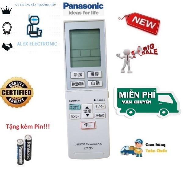 Bảng giá Remote Điều khiển điều hòa Panasonic hàng nội địa, nhật bãi - Hàng mới 100% Tặng kèm Pin-Điện tử Alex