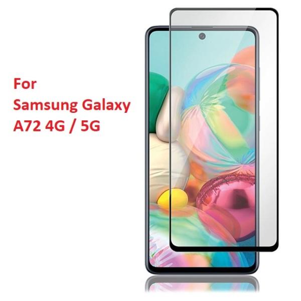 Kính cường lực Samsung A72 4G / 5G (Full Màn, Full Keo)