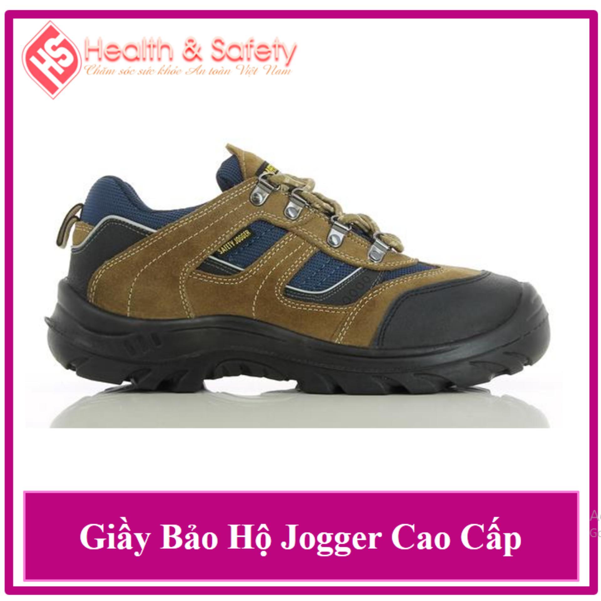 HÀNG CHÍNH HÃNG Giầy Bảo Hộ Cao Cấp Safety Jogger X-2020P