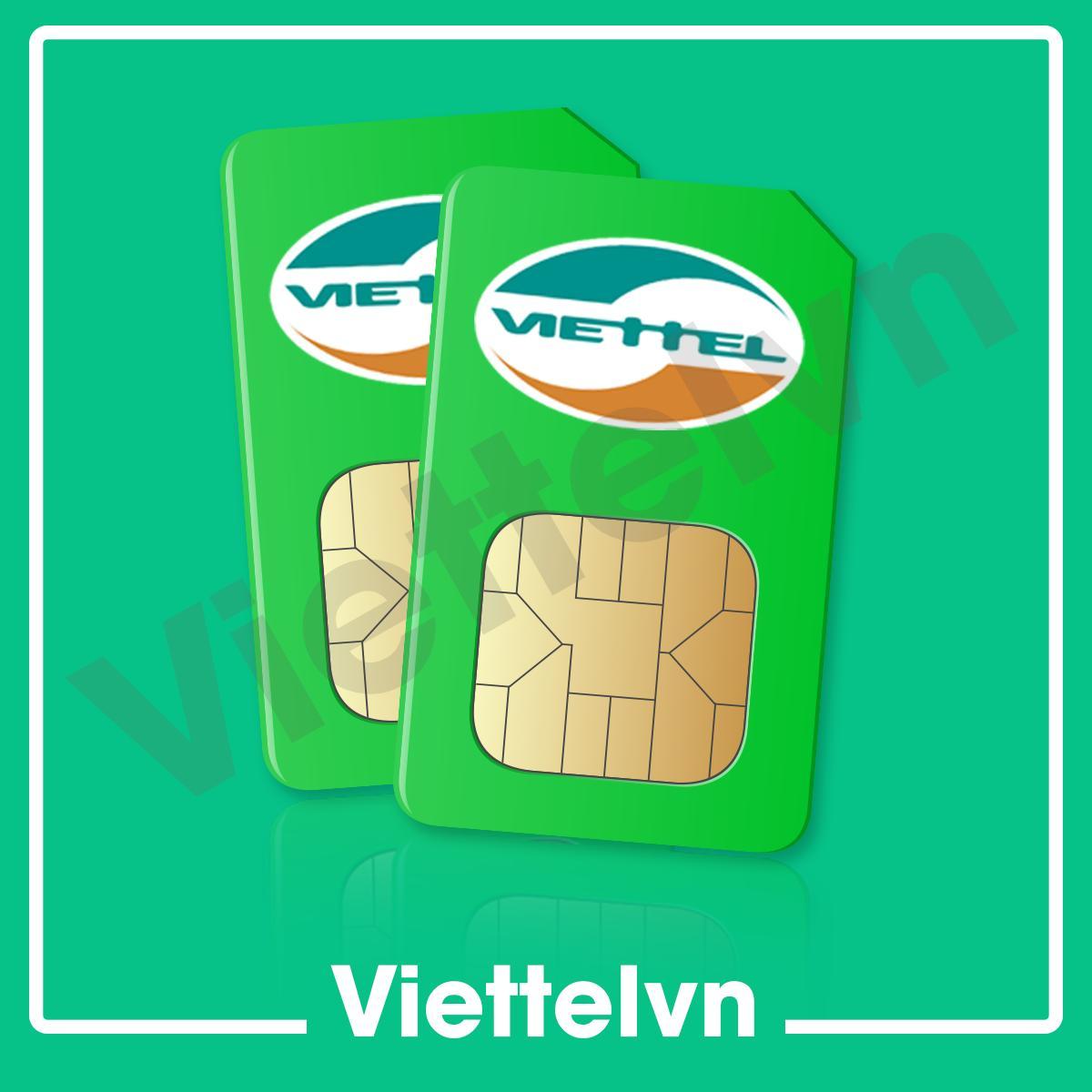 Giá Sim 4G 10 số Viettel V120  (60Gb + 4350 phút gọi miễn phí / tháng +100 phút gọi ngoại mạng) chỉ với 120k/tháng viettelvn.